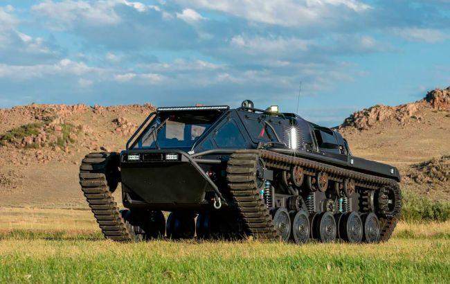 Персональный танк: на продажу выставлен 800-сильный гусеничный вездеход за 575 тысяч долларов