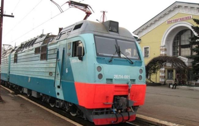 Фото: Потяг (korrespondent.net)