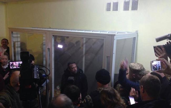 Адвокат Корбана: Канцелярія відмовляється прийняти від одного з адвокатів заяви про відвід судді Шипова