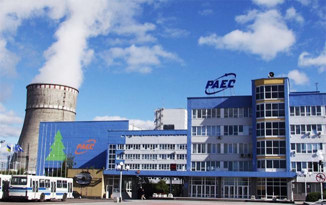Енергоблок №2 Рівненської АЕС підключено до енергомережі