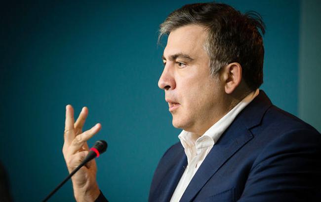 Фото: Міхеїл Саакашвілі (rns.org.ua)
