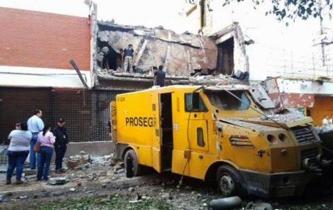 Ограбление банка в Парагвае: 3 подозреваемых убиты, 5 арестованы