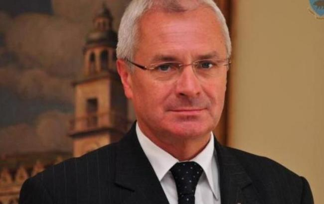 СБУ отменила запрет на заезд в государство Украину мэру Перемышля