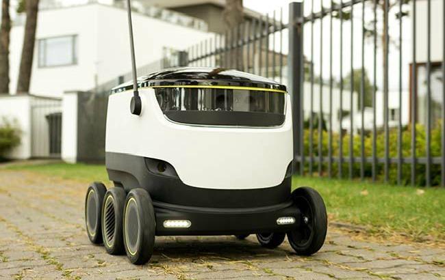 Фото: роботы помогут Почте Швейцарии доставлять товары (novascientia.net)
