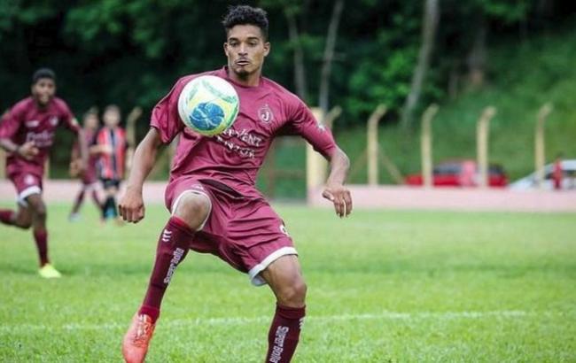 Фото: ранее футболист играл в третьем дивизионе Бразилии