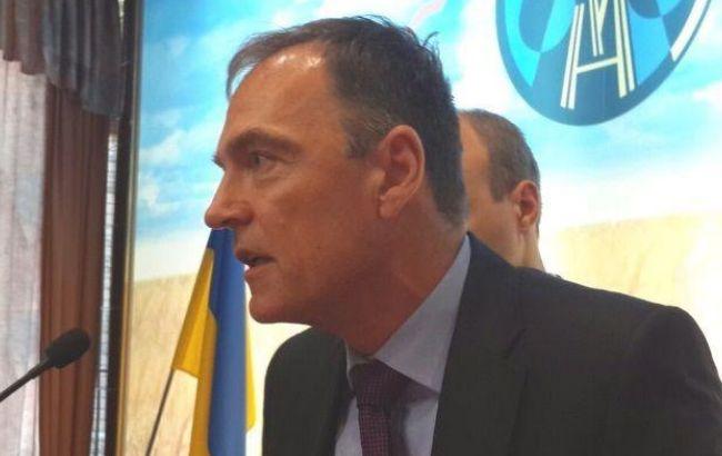 """Роллінс обіцяє презентувати нову стратегію """"Укрнафти"""" у 2016 р"""