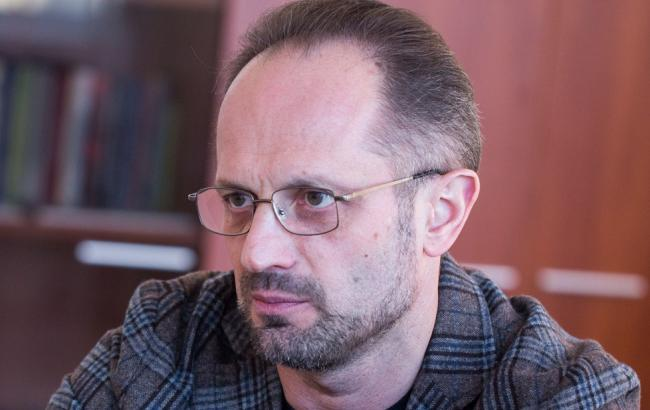 Роман Бессмертный: Меня спрашивали, почему Медведчук общается с президентом чаще, чем вы