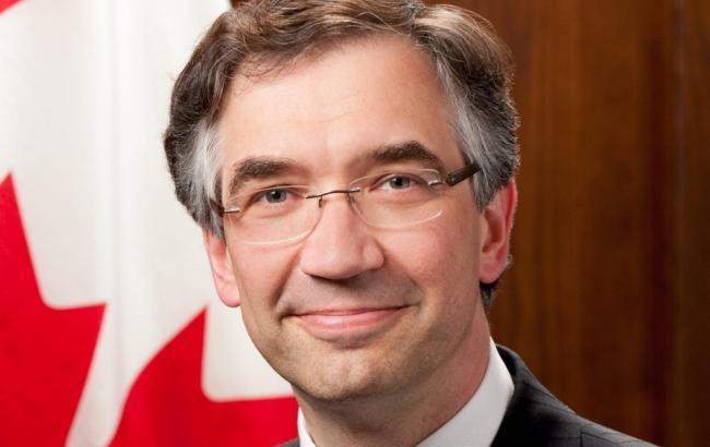Посол: ЗСТ с Канадой может заработать летом этого года