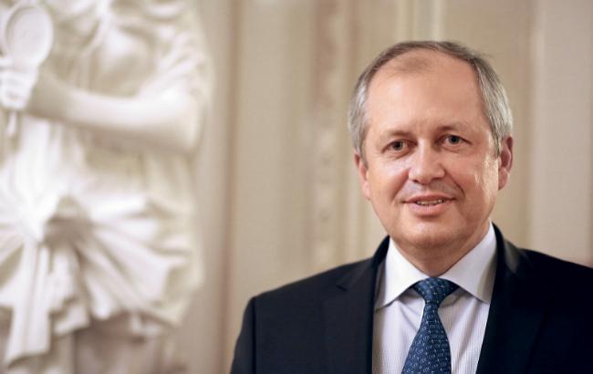 Фото: глава Верховного Суда Украины Ярослав Романюк
