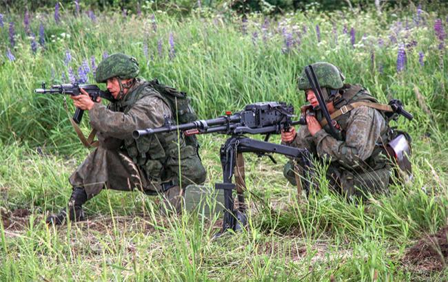 На «Запад-2017» начали прибывать первые русские военные