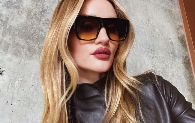От пальто до пуховика: топ-7 самых стильных вариантов верхней одежды от Роузи Хантингтон-Уайтли