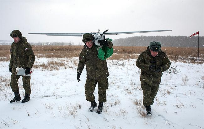 у Авдіївці російська армія використовувала для залякування смс-розсилку