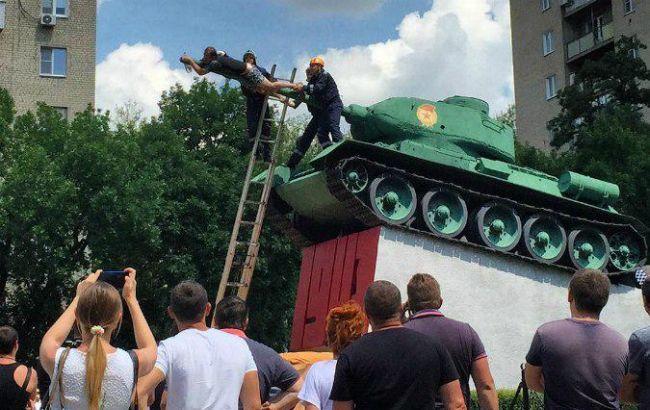 Неудачная попытка самоубийства в Ростове.