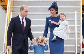 Фото: Кейт Міддлтон і принц Вільям з дітьми (royal.uk)