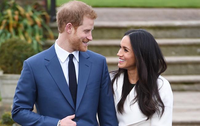 Названа дата весілля принца Гаррі та Меган Маркл