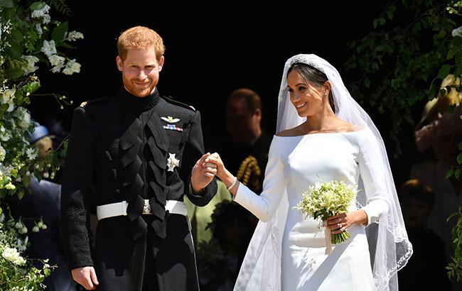 Как прошла свадьба принца Гарри и Меган Маркл: видео бракосочетания