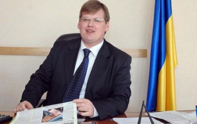 Міністр соціальної політики Павло Розенко