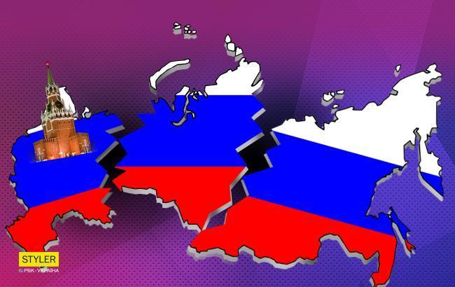 """""""Кримський сценарій"""": експерт розповів про ймовірне розвалі Росії"""