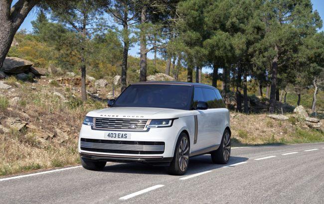 Представлено новий Range Rover: електричні двері, топовий мотор BMW та ціна від 4 млн гривень