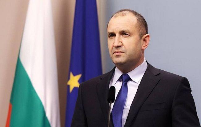 У приймальні адміністрації президента Болгарії затримали озброєного чоловіка