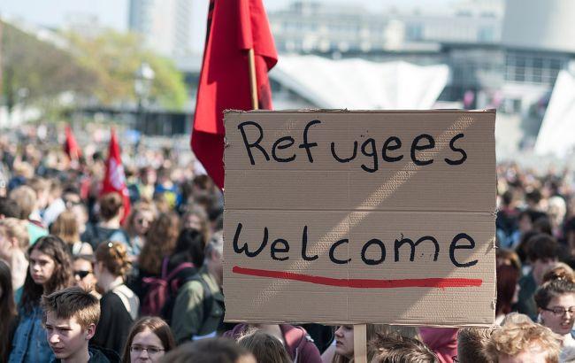 Фото: у 2016 році Канада прийняла 40 тис. біженців