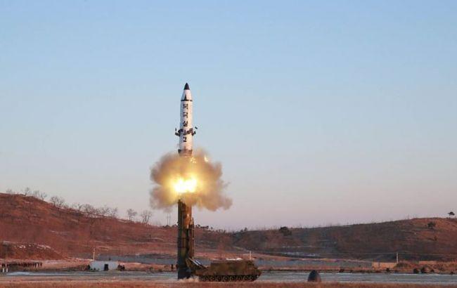 У КНДР відзвітували про успішний запуск ракети
