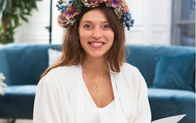 Регина Тодоренко устроила вечеринку перед рождением первенца