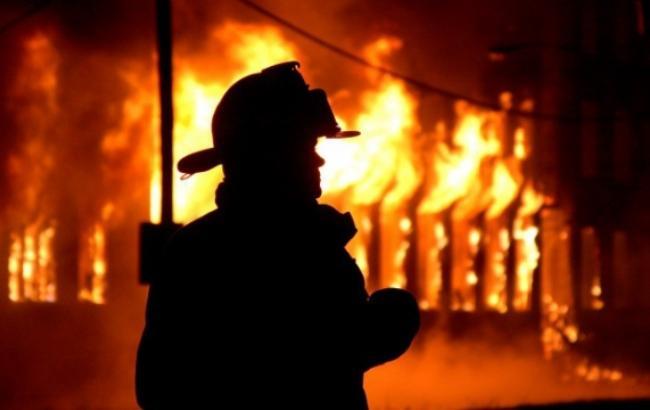 Фото: Пожарные