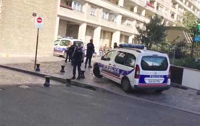 Теракт біля Парижа: подробиці