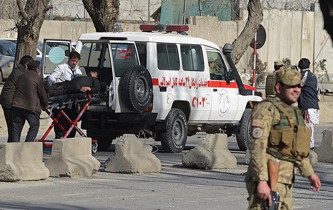 Вибух у Кабулі: загинуло 40 осіб, ще 140 поранено