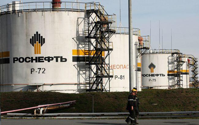 """Фото: """"Роснефть"""" продает свою сеть АЗС в Украине"""