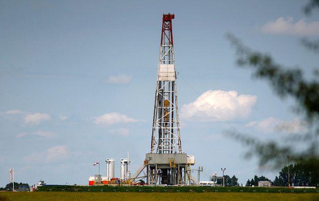 Фото: добыча газа в Украине сократилась