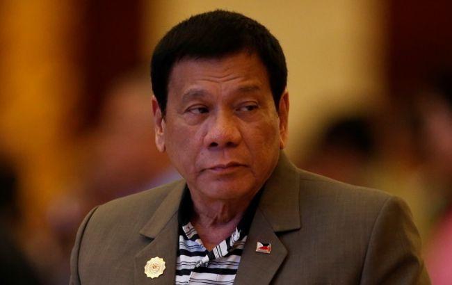 Президенту Филиппин может грозить импичмент после признаний в убийствах, - Reuters