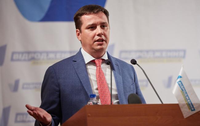 Владимир Пилипенко (фото - vidrodzhennya.org.ua)