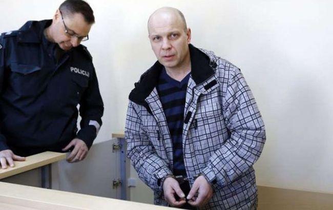 В Литве к 7 годам тюрьмы приговорили шпиона, который работал на РФ
