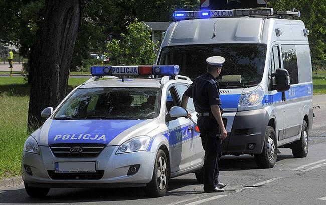 В результате аварии с американским БТР в Польше ранены двое военных
