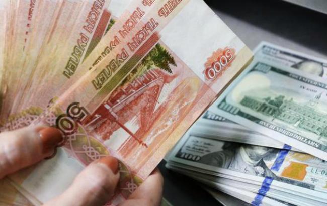 Bloomberg прогнозирует скорое падение рубля