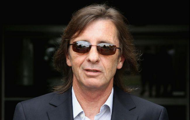 В Новой Зеландии арестовали барабанщика AC/DC