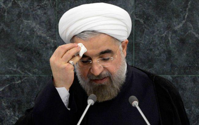 Фото: президент Ирана Хасан Рухани