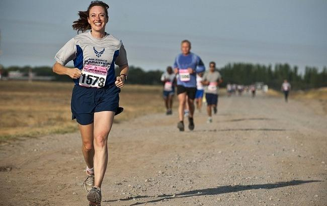 Фото: Международный забег среди женщин (pixabay.com/skeeze)