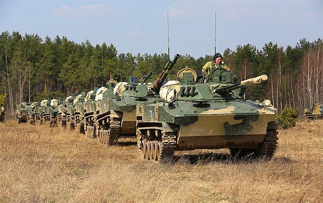 НАТО побоюється погіршення ситуації в Україні з-за навчань РФ у Білорусі
