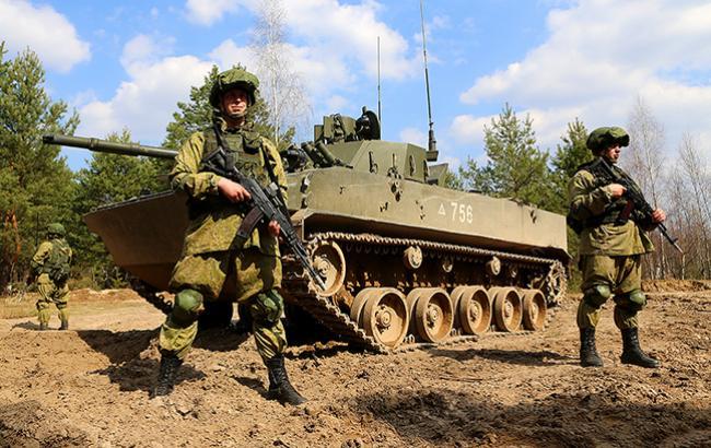 На Донбасі затримали російських військових медиків, - штаб АТО