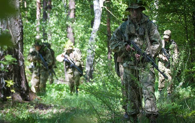 Фото: российские солдаты (mil.ru)
