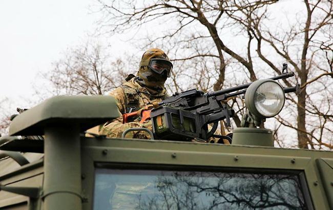 РФ почала постачати зброю на Донбас за нормами кадрової армії, - Тимчук