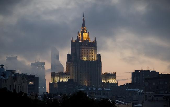 У МЗС РФ прокоментували отримання від України ноти про непродовження договору про дружбу