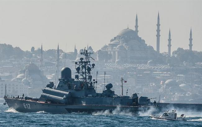 Росія домовилася з Сирією про оренду військово-морської бази на 49 років