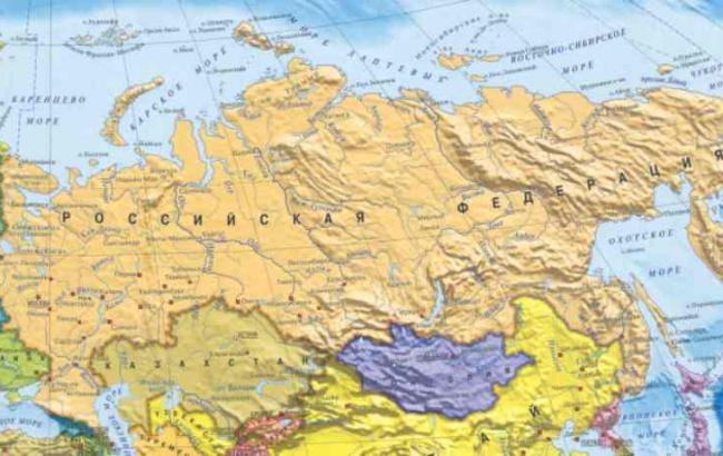 Страны вдоль границы россии