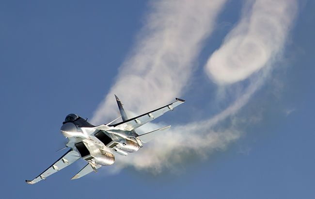 При крушении русского Су-30СМ вСирии погибли два летчика