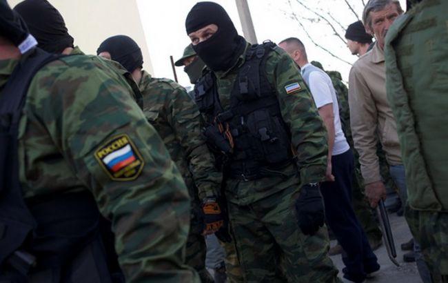 Фото: житель Донецка застрелил российского военного