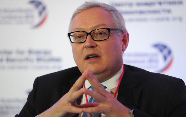 Фото: заступник голови МЗС Росії Сергій Рябков